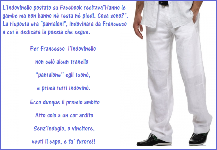 poesia francesco