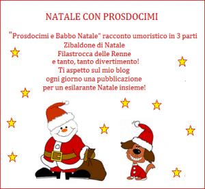 Natale con Prosdocimi Humor & Giochi