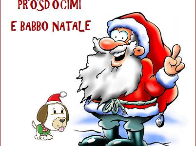 Prosdocimi e Babbo Natale (1^ parte) – Esilarante Racconto Comico
