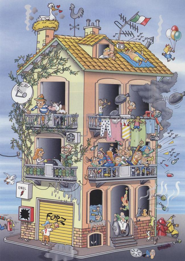 prontuario di sopravvivenza condominiale