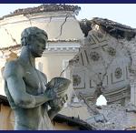 Dramma post terremoto a L'Aquila:  uomo si suicida dandosi fuoco