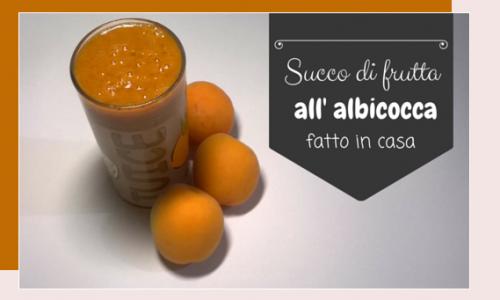Come preparare il succo di frutta di albicocca in sole 3 mosse