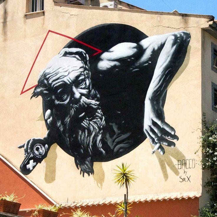 street art - qualcuno mi ha cercato?