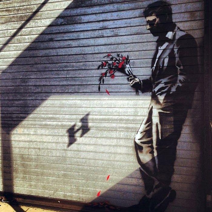 street art - arriverà, abbi fede!