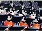 Fan bot: manichini robot allo stadio invece dei tifosi