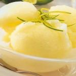 Sorbetto al melone bianco, ricetta e proprietà