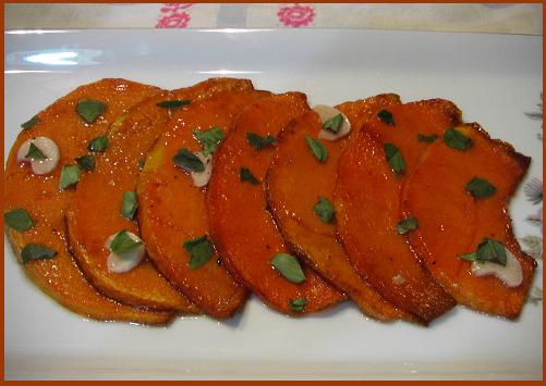 zucca araba - cena di Halloween
