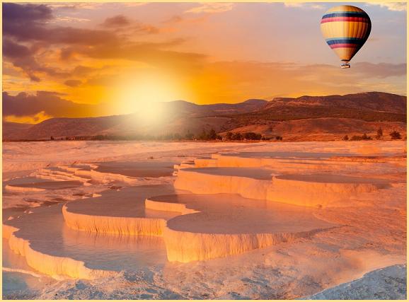 Pamukkale - Turchia