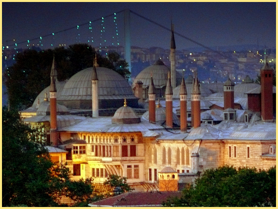 Palazzo Topkapi - Turchia