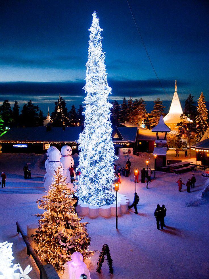 Rovaniemi Santa Claus - Babbo Natale è qui!