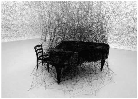 Il saggio di pianoforte - siparietto comico