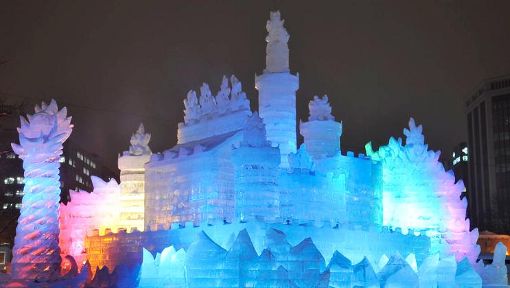 sapporo snow festival 4