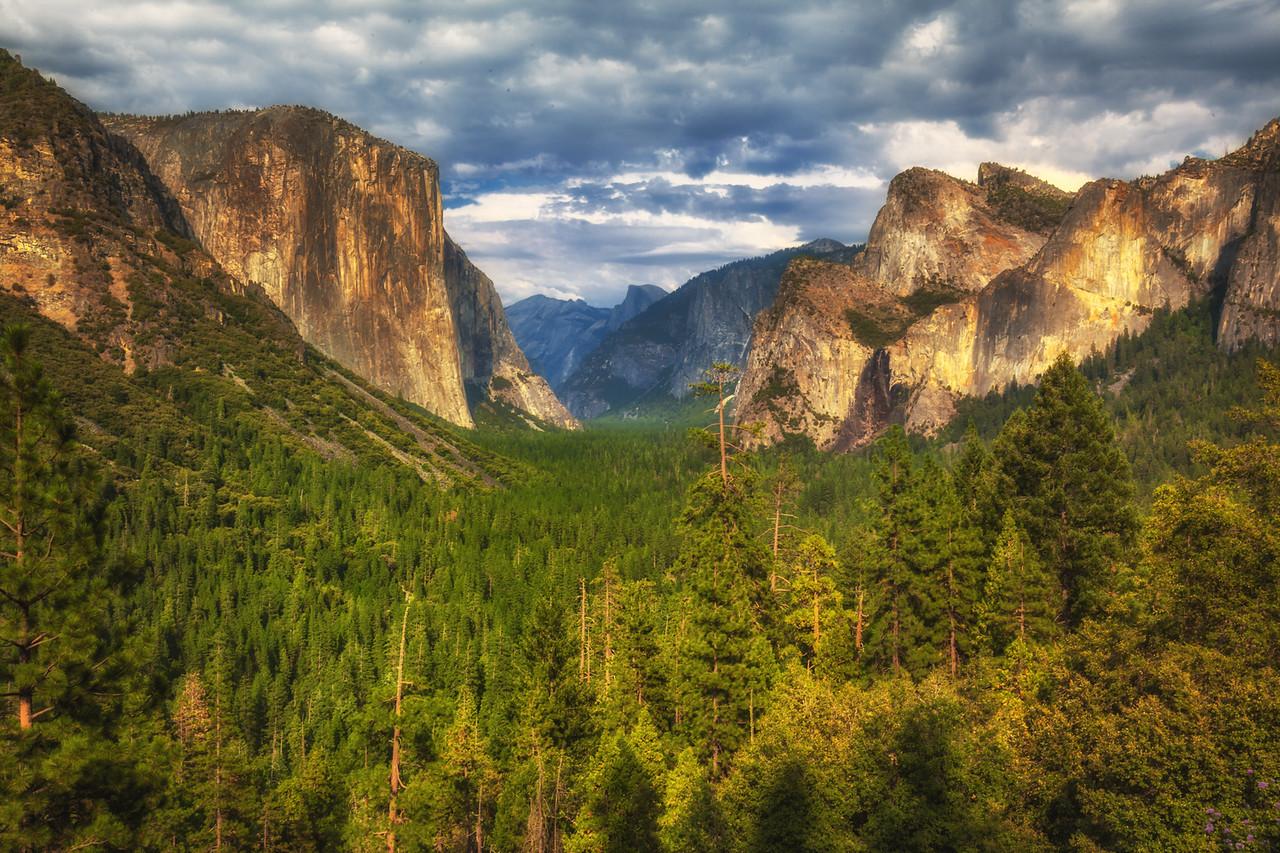 I pi bei parchi nazionali degli stati uniti for Cabine di alloggio del parco nazionale di yosemite