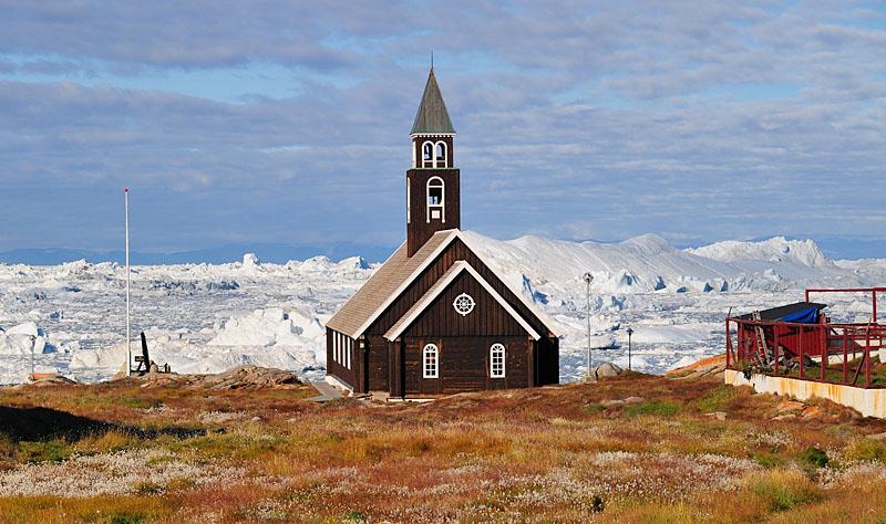 ilulissat chiesa