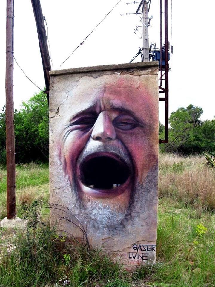 street art e umorismo