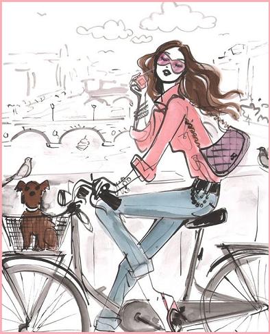 in bici con mamma - siparietto comico di Prosdocimi