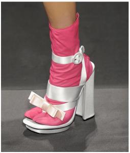 cambio guardaroba scarpe