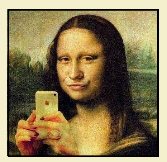 pillolina selfie