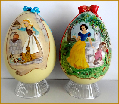Decorare le uova di pasqua idee e immagini - Decorare uova di pasqua ...