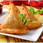 Samosa: l'involtino di verdura della cucina indiana