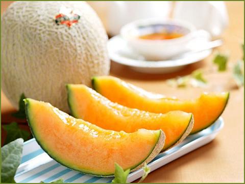 avanzi di melone