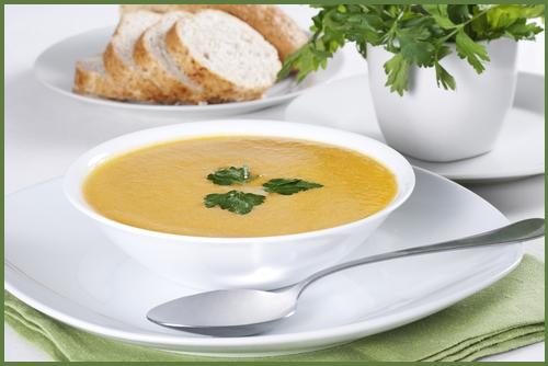 cibi che fanno invecchiare zuppa pronta