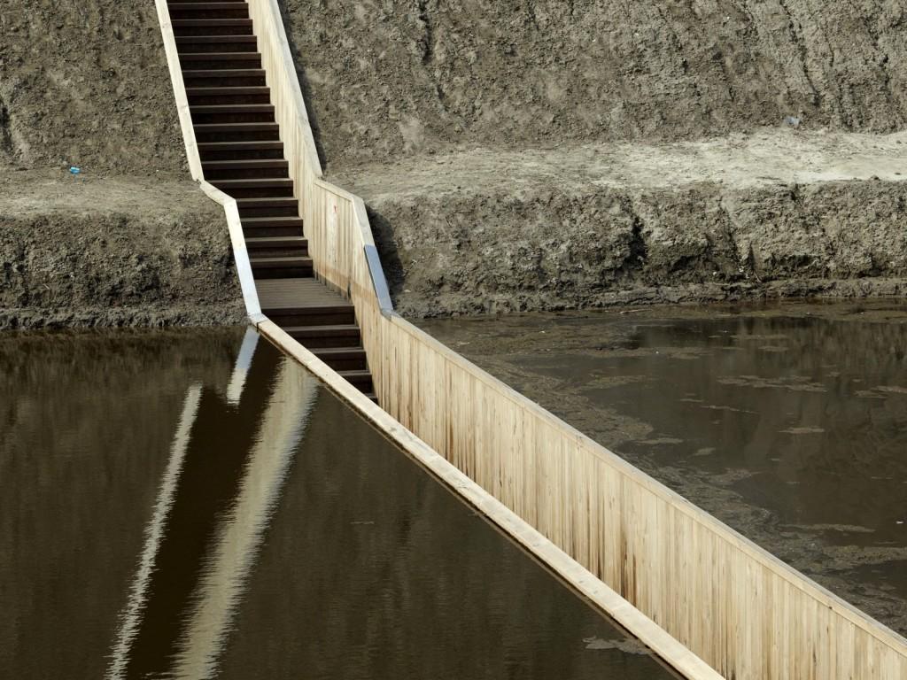 "Ponte pedonale ""di Mosè"", Olanda"