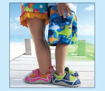 Pillolina d'estate: al mare coi bambini
