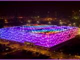 Bolle sgargianti e meduse giganti: è il Water Cube di Pechino