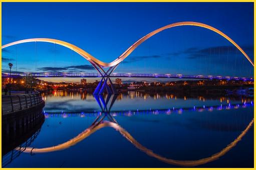 Infinity Bridge, Regno Unito