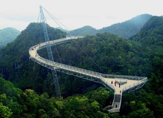 Langkawi Sky Bridge, Malesia