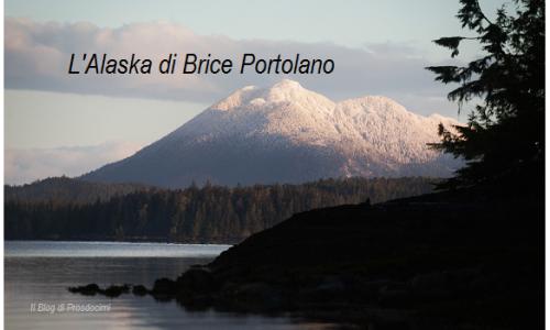 Gli scatti di Brice Portolano sui coniugi americani che vivono isolati in Alaska