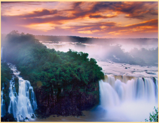 Cascate bellissime: Iguazo