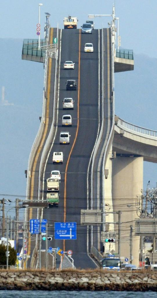 Eshima Ohashi, Giappone