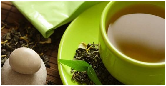 tè verde contro obesità