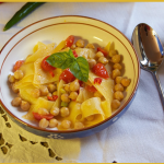 Ricetta dei maltagliati coi ceci: piatto vegetariano adatto a tutti!