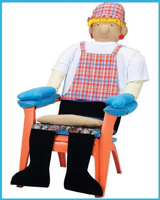 La sedia che abbraccia gli anziani... e non solo!