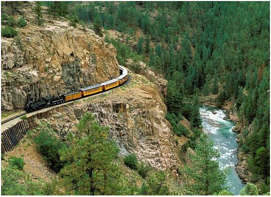 Durango - Silverton Narrow Gauge Railroad