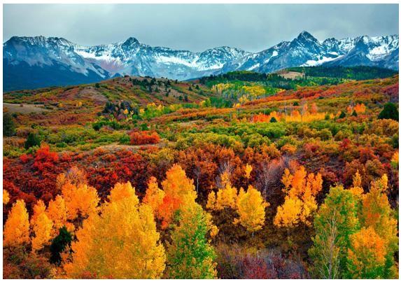 Autunno in Colorado