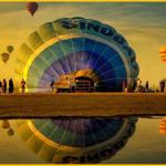 Ferrara Balloons Festival: mongolfiere, sport, cultura e spettacolo