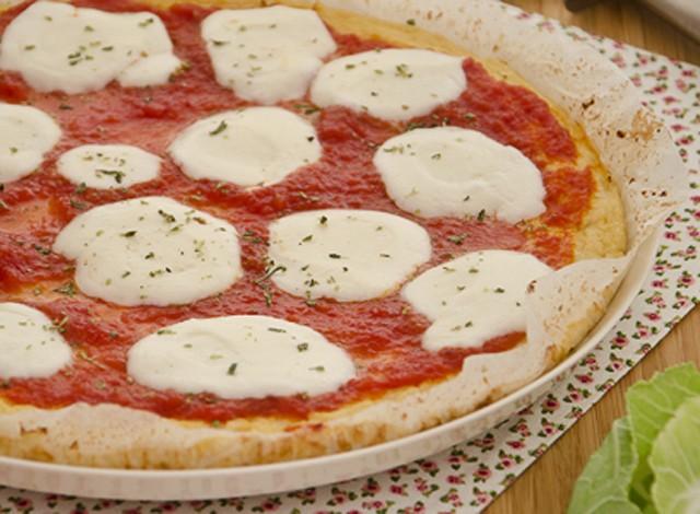 pizza finta di cavolfiore