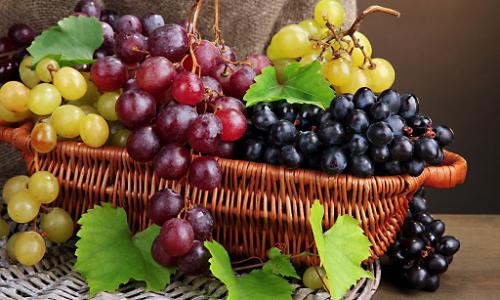 Dieta di uva – come funziona e perché fa bene