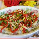 Gli ortaggi dell'estate: peperoni melanzane e zucchine