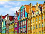 città colorate del mondo ev