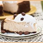 Cheesecake al caffè: torta semplice, senza cottura e anti spreco