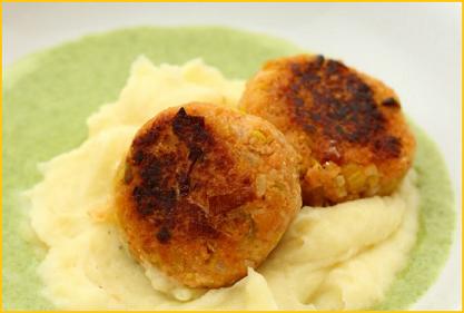 Cucina vegetariana e salutista: crocchette di bulgur e porri