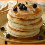 Pancake senza glutine per celiaci: golosissimi dolci della cucina americana