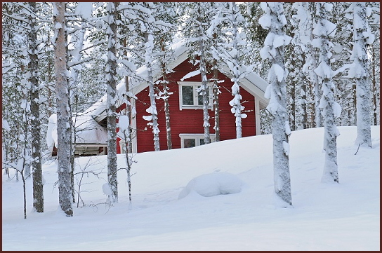 Natale in Europa - Rovaniemi