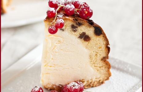 Panettone con gelato: gustosa idea per un Natale… al riciclo!