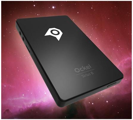 Ockel Sirius B: il computer grande quanto un iPhone